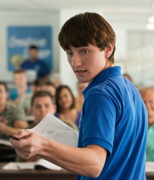 Nathan Gamble from Dolphin Tale 1 & 2